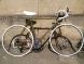 Vélo ROCHET kaki et blanc